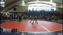120 Semi-Finals - David Bancroft, Trinity-Pawling vs Hans Forland, Green Farms Academy