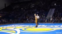 133lbs - Luke Welch, Purdue vs Seth Gross, SDSU