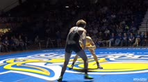 174lbs - Jacob Morrissey, Purdue vs David Kocer, SDSU