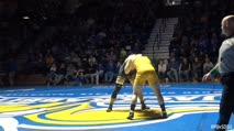 285lbs Tyler Kral, Purdue vs Alex Macki, SDSU