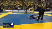 Jake Jon Mccauley vs Syrus Sonny Singh Pan Kids Jiu-Jitsu IBJJF Championship
