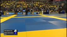 Ziare Emmanuel Allen vs Dominic Ignacio Negrete Pan Kids Jiu-Jitsu IBJJF Championship