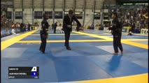 Sakuya Ito vs Jalen Malik Mitchell Pan Kids Jiu-Jitsu IBJJF Championship