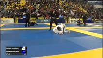 Maximus MacDougall vs Mario Gaetano Carini Pan Kids Jiu-Jitsu IBJJF Championship