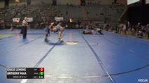 149 Consi of 8 #2 - Chase Lemons, Iowa Western vs Anthony Maia, Iowa Lakes