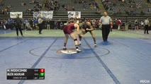 174 Consi of 8 #2 - Matthew Widdicombe, Northwest vs Alex Aguilar, North Idaho