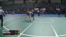 184 Consi of 8 #2 - Levi Perry, North Idaho vs Devin Crawl, Northeast Oklahoma