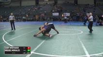 285 Consi of 8 #2 - Gary Whitaker, Ellsworth vs Miguel Morales, Highline