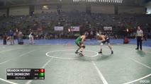 149 3rd Place - Brandon Murray, Iowa Central vs Nate Skonieczny, Jamestown
