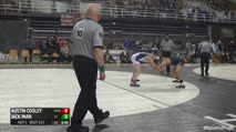 182 3rd Place - Austin Cooley, Wyoming Seminary vs Jack Parr, St. Paul`s Boys-md