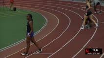 Women's 200m, Round 1 Heat 5