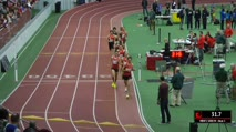 Men's 5k, Mo Ahmed Breaks Canadian Record 13:04, Jenkins 13:05!