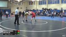 285 Consi-Semis - Andrew Gunning, North Carolina vs Cary Miller, Appalachian State