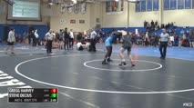184 5th Place - Gregg Harvey, Pittsburgh vs Steve Decius, Limestone