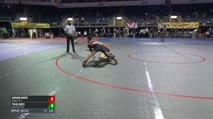 174 Consi of 16 #1 - Javiair White, Rutgers WC vs Tyler Kutz, Iowa State WC