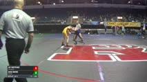 157 Semi-Finals - Jay Sheppard, Emmanuel vs Beau Doerr, Florida