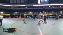 235 Semi-Finals - Seth Brennock, Ohio State WC vs Stevan Webb, UConn