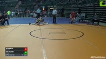 112 3rd Place - Richard Oh, Edgewater vs Cole Velardi, Triumph