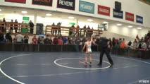 81 Consi of 8 #1 - Kaden Swett, Wrestlers Way vs Anson Ritondo, Newport
