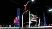 Gabby Perea - Bars, USA - 2017 International Gymnix - Event Finals
