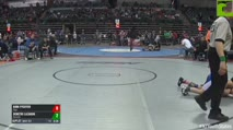 95 Consi of 8 #1 - Kodi Pfeiffer, Edge vs Demetri Lazarou, Holmdel