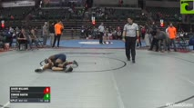 110 Finals - Xavier Williams, West Orange vs Connor Martin, Montville