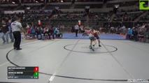 100 Round of 16 - Matthew Occhipinti, Red Nose vs Nicholas Doktor, Parsippany