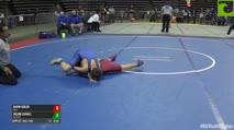 100 3rd Place - Gavin Seiler, Apex vs Julian Casale, Caldwell