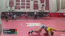 88 Consi of 8 #2 - Konrad Parker, Smittys Barn vs Anthony Fernandez, Smittys Barn