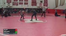 154 Consi of 8 #2 - John Libby, Burrillville vs Samuel Baddoo, BTS Providence
