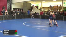 118 Round of 32 - Caleb Ferland, Killingly vs Tyler Keaney, Warwick PAL