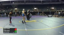 140 RR Rnd 1 - Traylon Jackson, Del City vs Anthony Dodson, Live Oak Wrestling Club