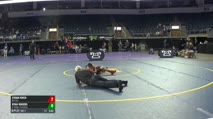 87 RR Rnd 5 - Ethan Finch, Del City vs Ryan Rogers, Jr Badger Wrestling