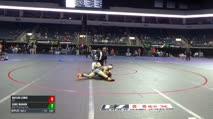 124 RR Rnd 1 - Daylon Lewis, ATC vs Cade Manion, Deer Wrestling Club