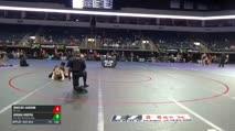 140 RR Rnd 1 - Traylon Jackson, Del City vs Jordan Griffin, Live Oak Wrestling Club