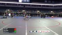 61 RR Rnd 3 - Bryce Girty, Indian Wrestling vs Jason Goodin, Moore Lions