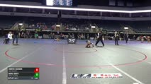 61 RR Rnd 5 - Hunter Jackson, Elgin Grapplers vs Bryce Girty, Indian Wrestling