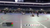 78 RR Rnd 5 - Eli Probst, Tuttle Wrestling vs Louden Wolfe, Blackwell Maroons