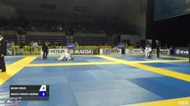 Mason Fowler vs Marcus Vinicius Siqueira Pan Jiu-Jitsu IBJJF Championship