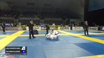 Lucas Gualberto Gomes Nascimento vs Italo Moura De Azevedo Pan Jiu-Jitsu IBJJF Championship