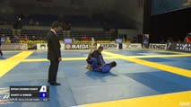 KAYNAN CASEMIRO DUARTE vs DEVHONTE M JOHNSON Pan Jiu-Jitsu IBJJF Championship