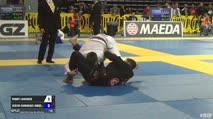 Tommy Langaker vs Servio Guimaraes Junqueira IBJJF 2017 Pan Jiu-Jitsu Championship