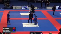 ALI AAL-ALSAEED vs KELVIN FONSECA Abu Dhabi Grand Slam UK