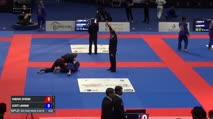 FAROUK ZITOUNE vs SCOTT LANHAM Abu Dhabi Grand Slam UK