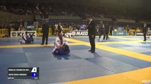 Douglas Reginaldo Dos Santos vs David Brian Edwards IBJJF 2017 Pan Jiu-Jitsu Championship
