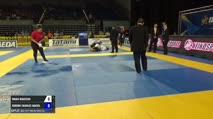Brian Mahecha vs Rubens Charles Maciel IBJJF 2017 Pan Jiu-Jitsu Championship
