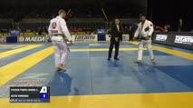 Patrick Gaudio vs Justin Workman IBJJF 2017 Pan Jiu-Jitsu Championship