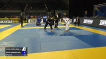 Patrick Gaudio vs Renato Cardoso IBJJF 2017 Pan Jiu-Jitsu Championship