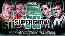 IPW:UK Supershow 7 Replay