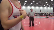 132 Round of 64 - Charlie Owens, Fl vs Bryan Miraglia, Nj
